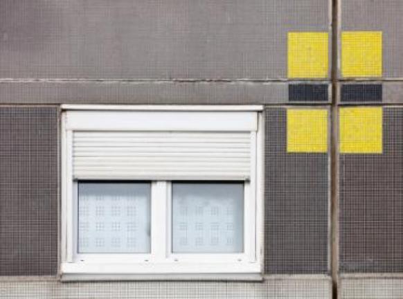 Pannelli - Protezione temporanea di finestre